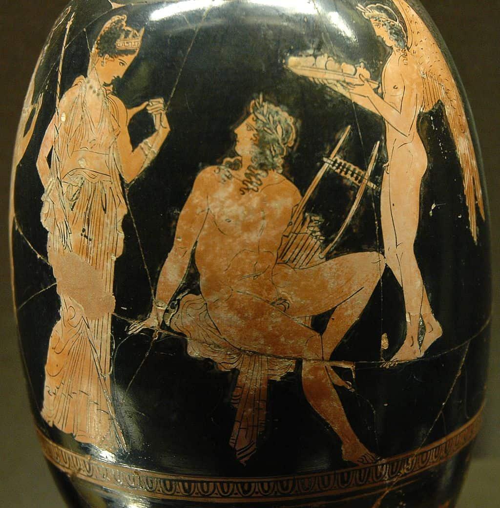 Afrodyta i Adonis