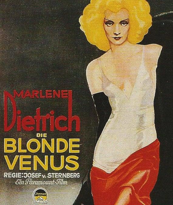 Afrodyta - Dietrich