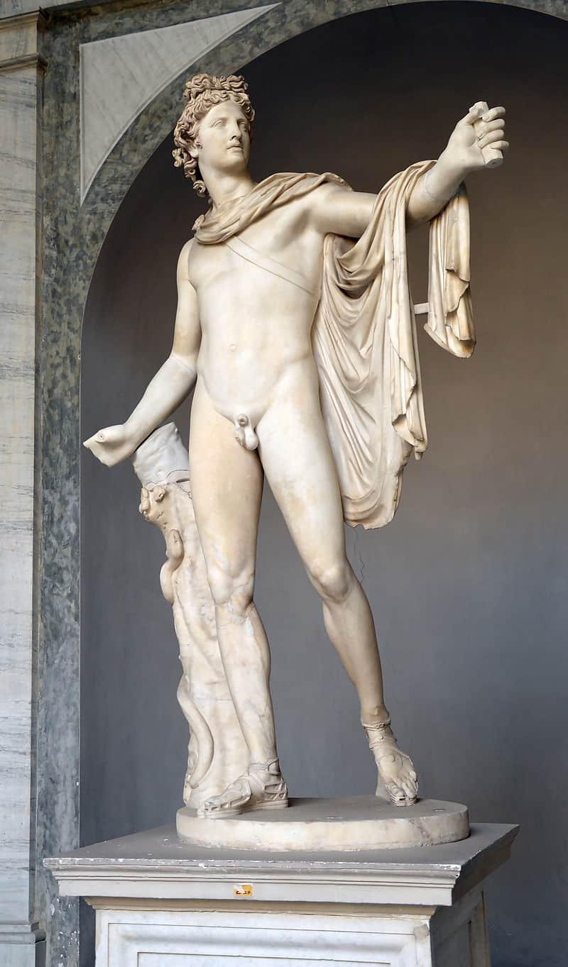 Apollo belwederski