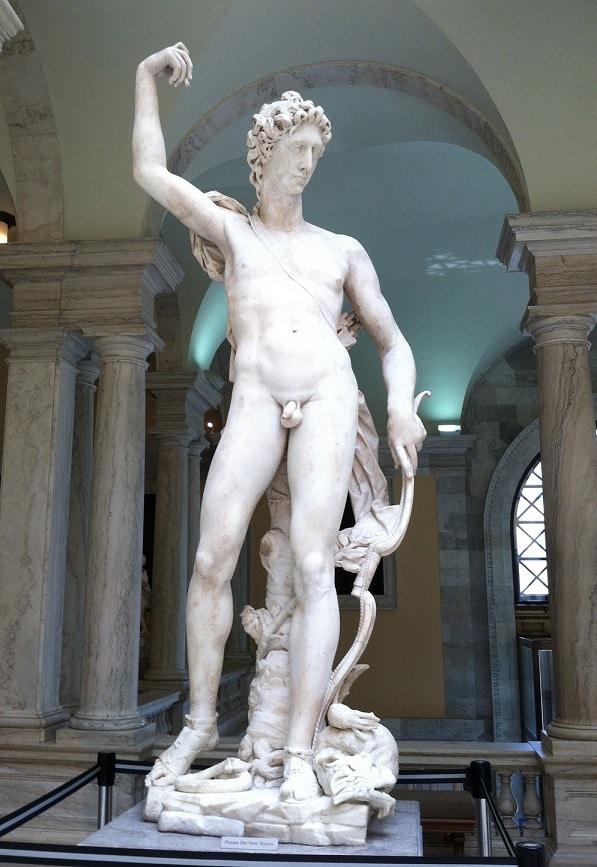 Apollo zwycięski
