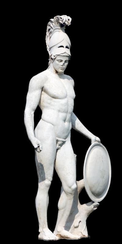 Ares - bóg wojny