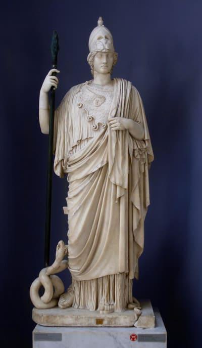 Pomnik Ateny