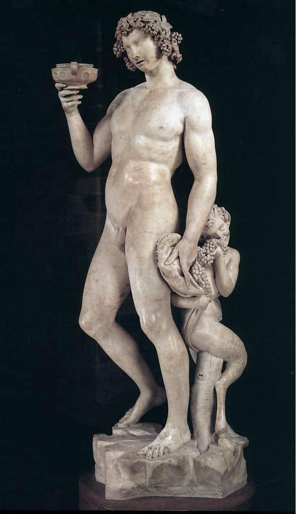 Dionizos Michała Anioła