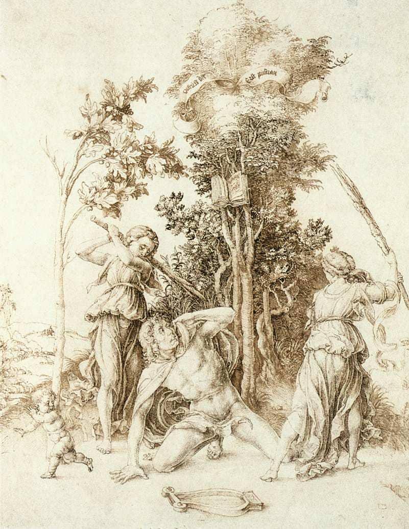 Śmierć Orfeusza