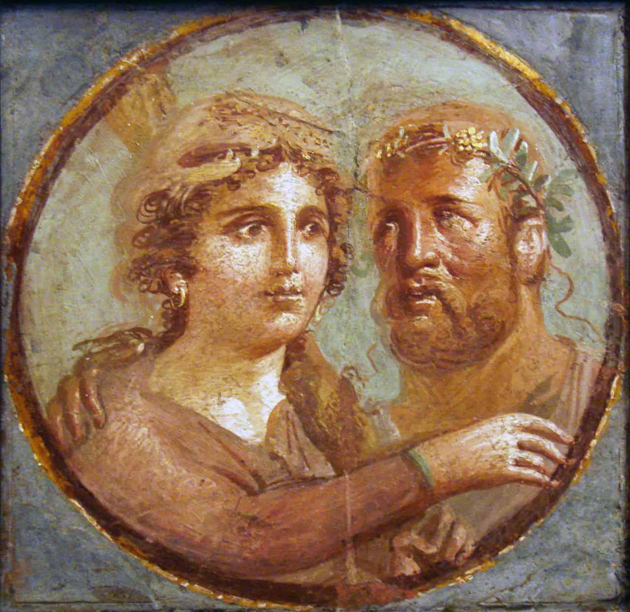 Herakles i Omfale