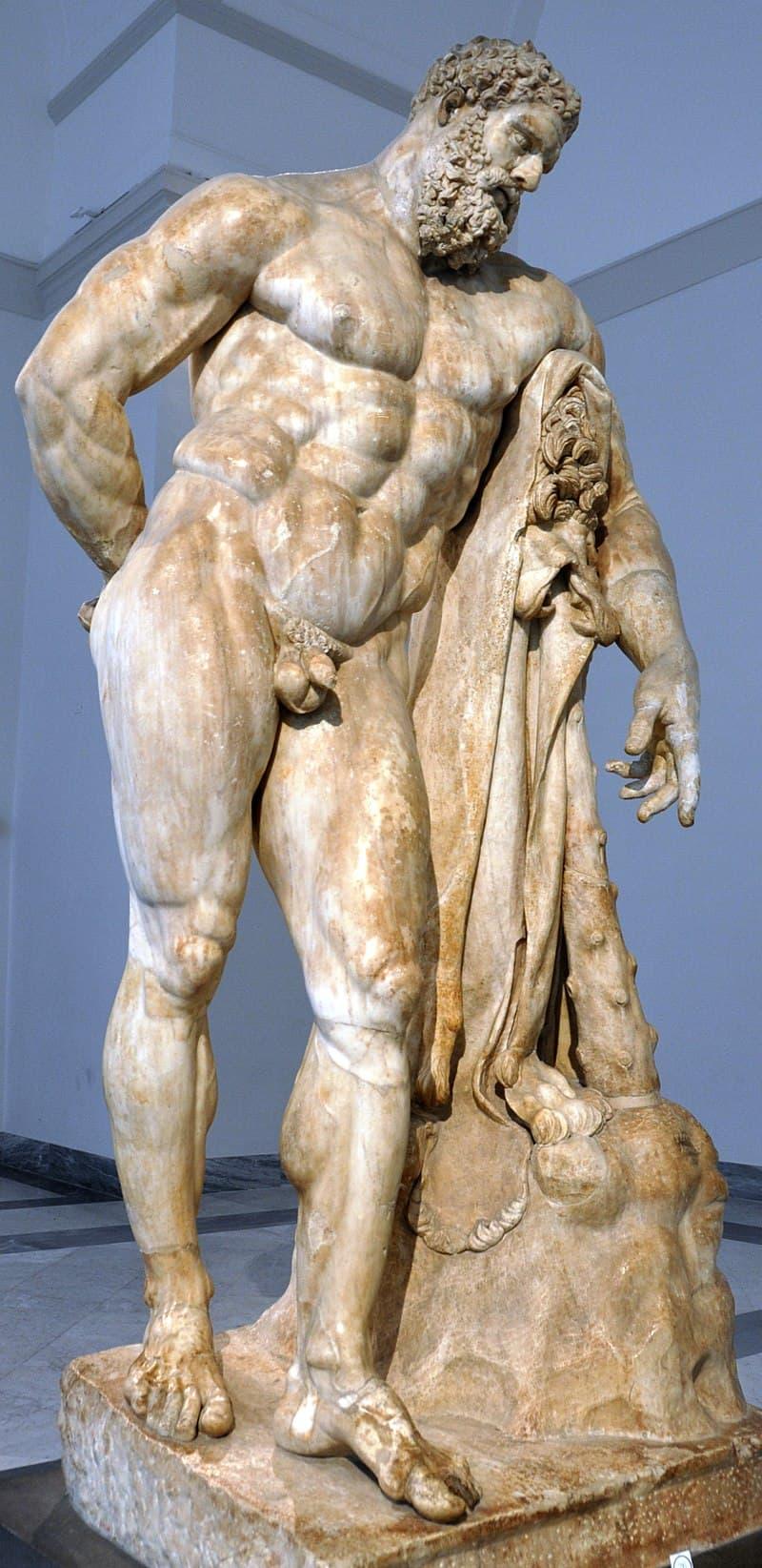 Herakles - archetyp bohatera