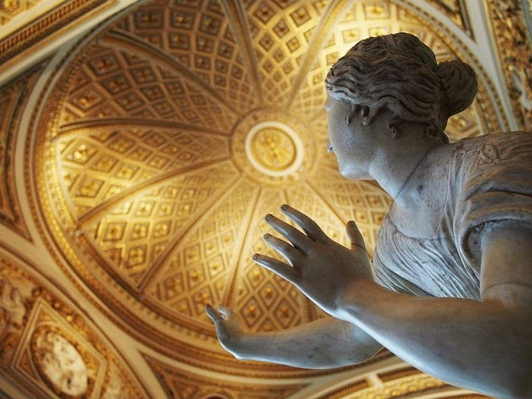Niobe Uffizi