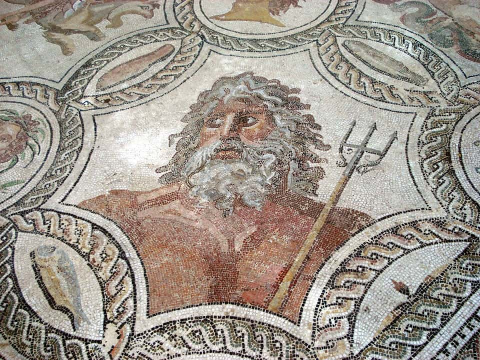 Posejdon - Neptun - Bogowie Mórz