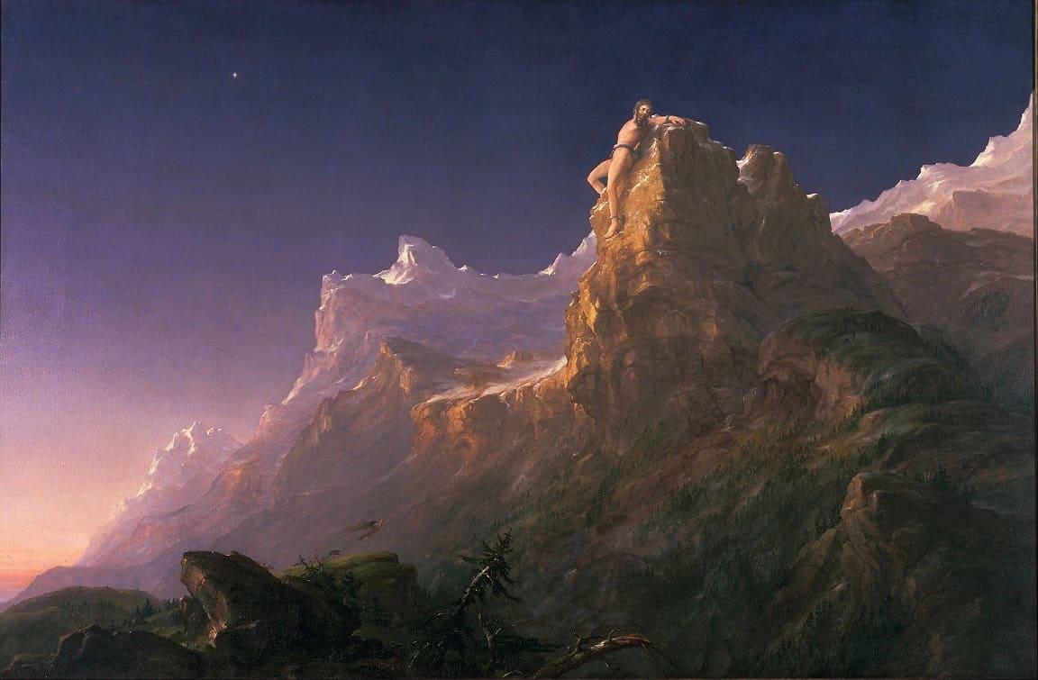 Prometeusz wiązany