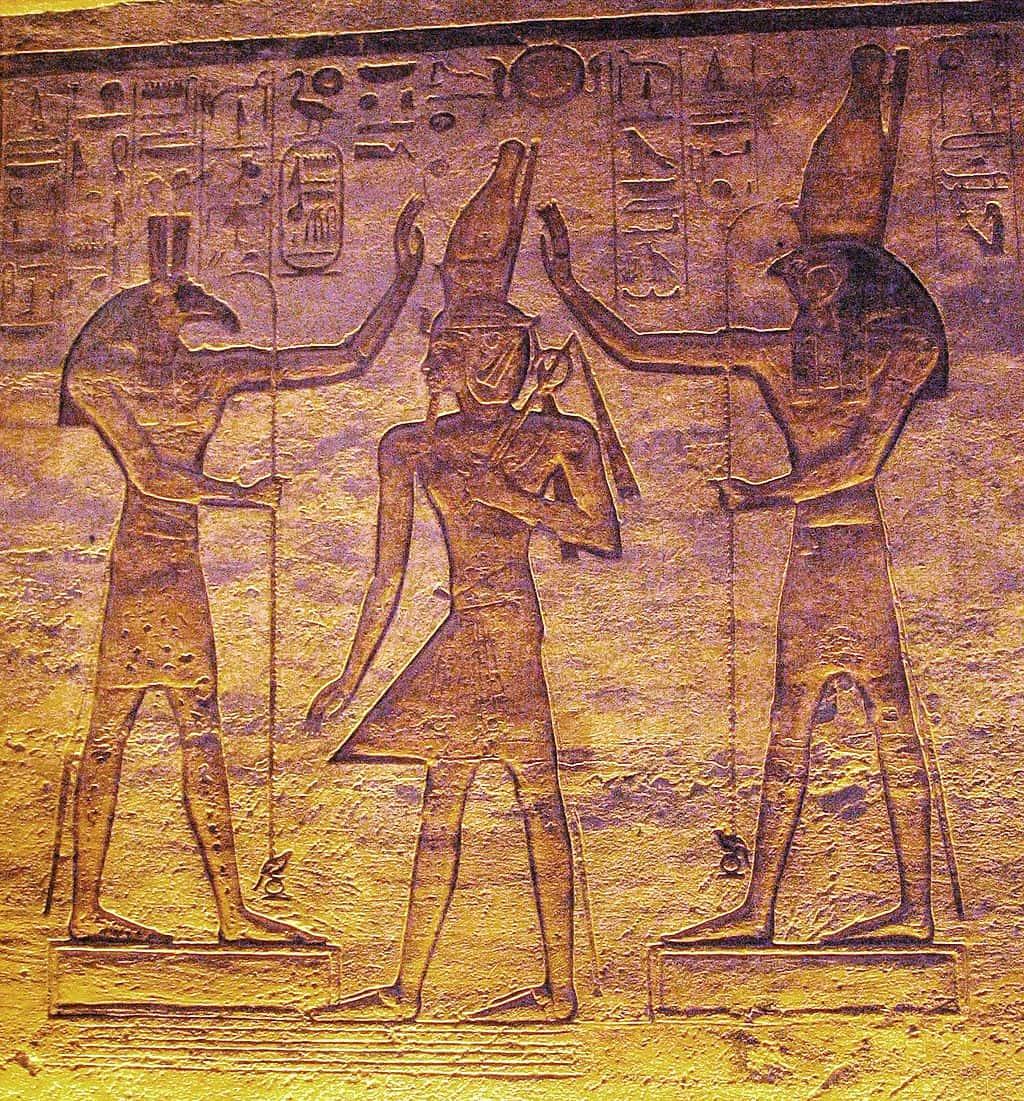 Bogowie i mitologia egipska