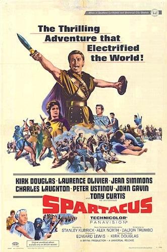 Spartakus plakat