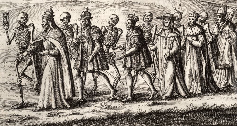 Rozmowa Mistrza Polikarpa ze Śmiercią - opracowanie