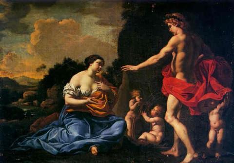 Temida i Apollo