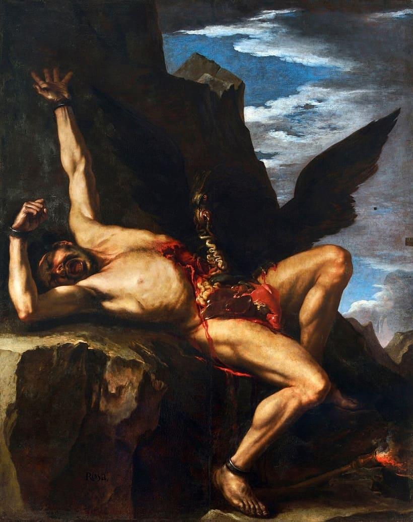 Torturowany Prometeusz